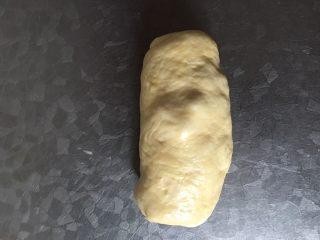 南瓜吐司,整形