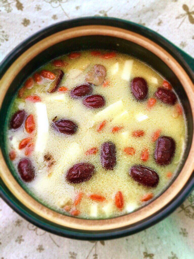 浓香椰子汤