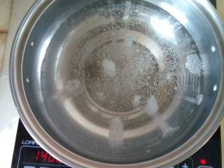 蚝油炒黄蚬子,锅添水