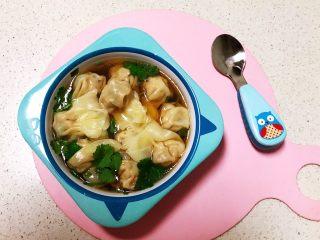宝宝健康食谱  小金鱼虾仁猪肉抄手,虾仁猪肉馅小金鱼抄手可以吃了~
