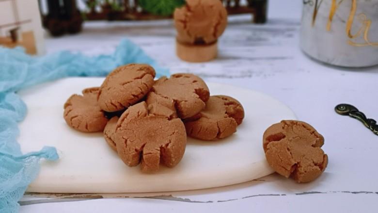 可可玛格丽特饼干