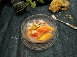 百变水果  木瓜汤,成品。