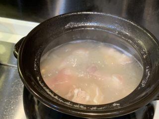 丝瓜炒肉,如果有在煮汤