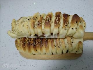 百香果奶味🐛豆沙面包