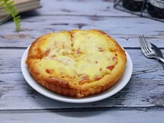 教你在家自制厚底牛肉披萨,做法简单,味道超赞,我要开动了~超喜欢吃厚底披萨!