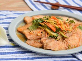 凉拌辣子肉片—不想炒菜的时候怎么办?那就凉拌好了