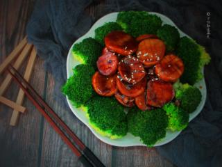 红烧杏鲍菇,简单的食材,简单的步骤,却能让杏鲍菇有红烧肉的口感