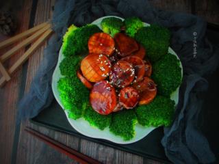 红烧杏鲍菇,做法快捷又不失其美味,走起~