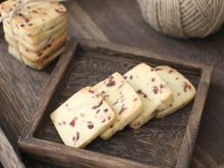 香酥美味蔓越莓饼干