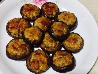 香菇酿,香菇酿完成~