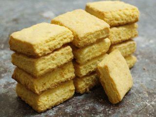 咸蛋黄酥饼干