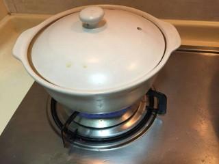 最下饭的萝卜丝带鱼煲,大火1分钟煮开转小火15分钟