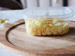蛋黄溶豆,成品图。