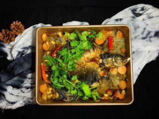 烤鱼—黑鱼,完成