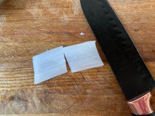 烤鱼—黑鱼,切泡后煮熟