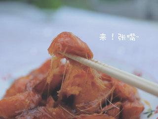 红薯的3+1种有爱吃法「厨娘物语」,拔丝红薯块就做好啦,开吃吧~