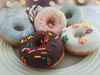 甜甜圈🍩烤箱版