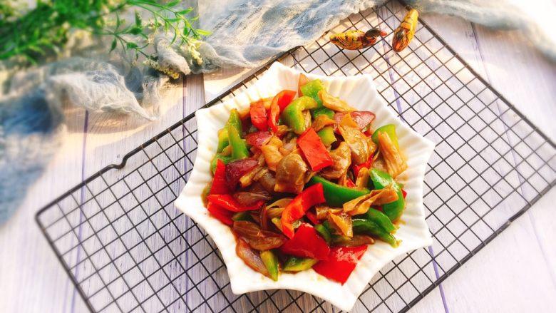 家常菜+爆炒鸭肠
