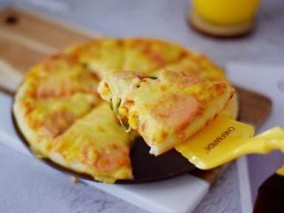 杂蔬火腿肠披萨,图二