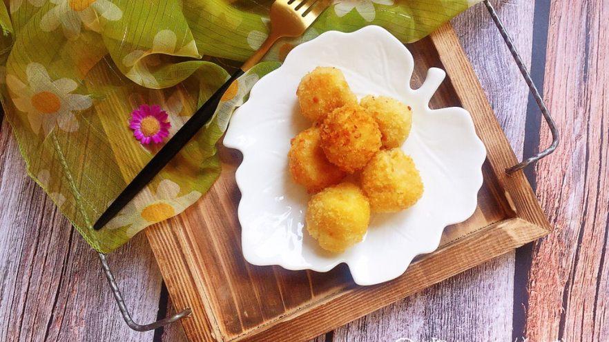 芝士土豆球——土豆的N种吃法2