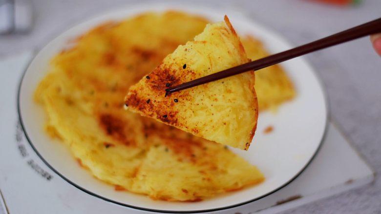 快手土豆饼,图三