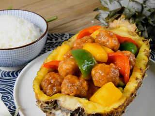菠萝咕噜肉——水果入菜,一不小心却成了名菜