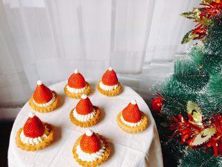 可爱圣诞帽子塔,好可爱呀