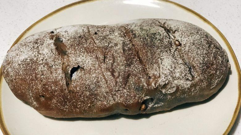 浅湘食光&星空面包,烤好