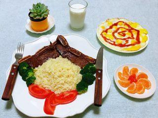 黑椒牛排意面,简单的食材用心去做就会有意想不到的收获噢
