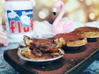 爆浆脏脏蛋挞,巧克力控的最爱呀