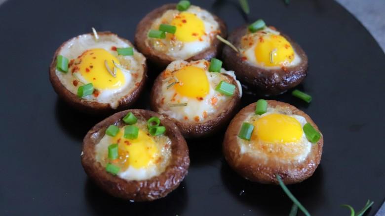 香菇烤太阳