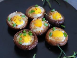 香菇烤太阳,好好吃