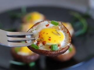 香菇烤太阳,来,吃一个