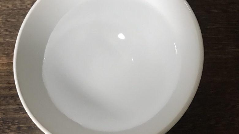 咸菜肉丝面疙瘩,清水120克