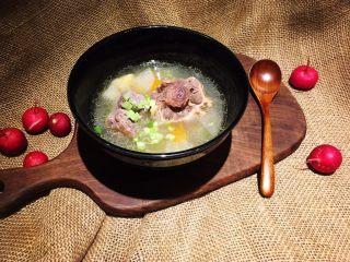 韩式牛尾汤-电锅版