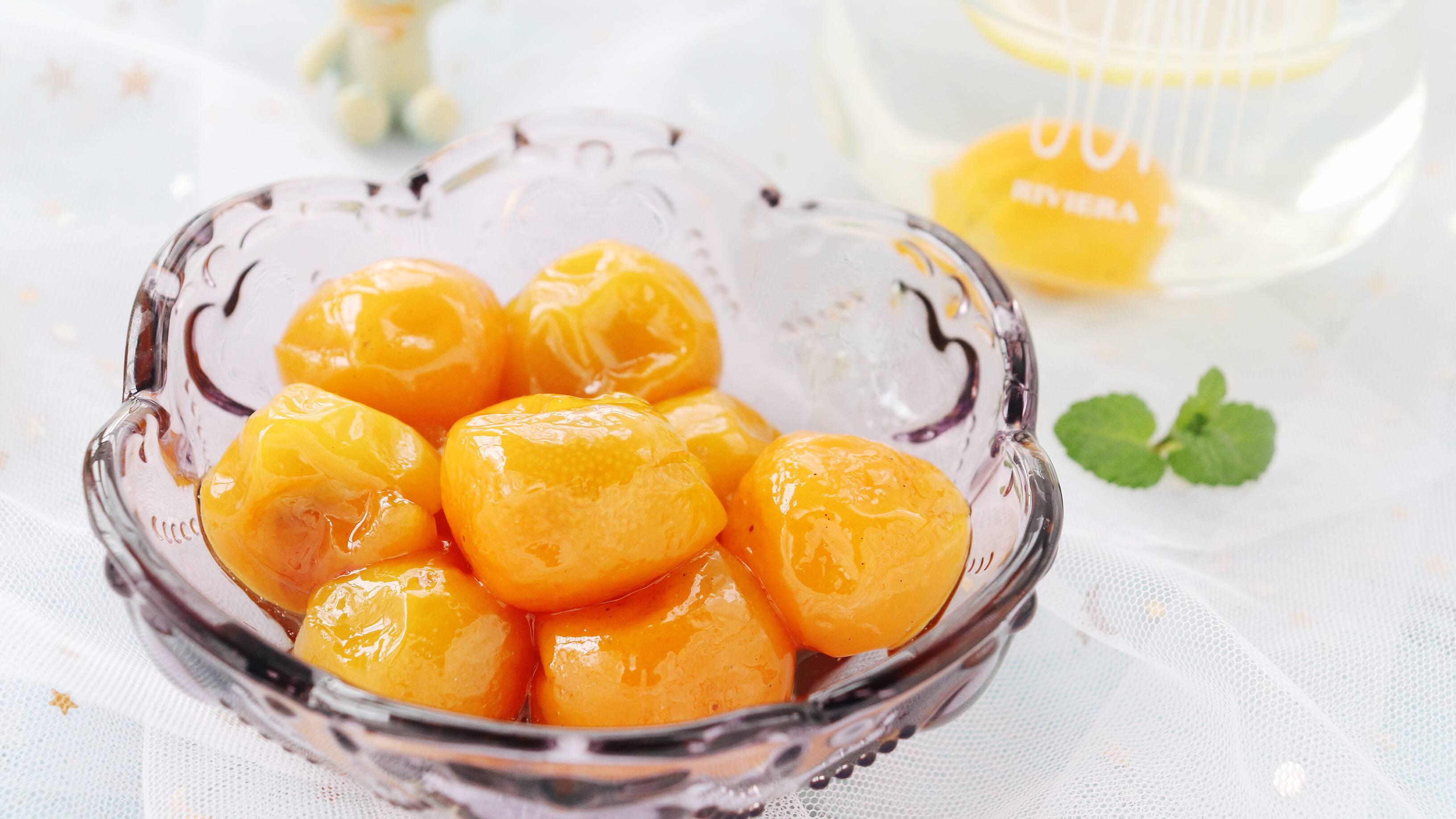 蜜饯金桔 宝宝零食,小月龄的宝宝,拿来泡水喝。大一些的宝宝也可以直接食用。</p> <p>