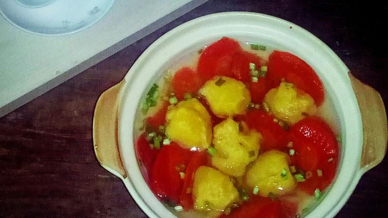 南瓜鱼丸汤煲