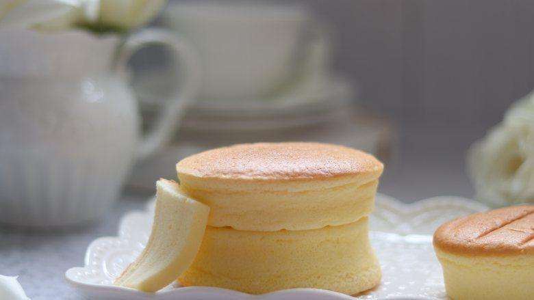 轻乳酪蛋糕(芝士蛋糕),醇香美味