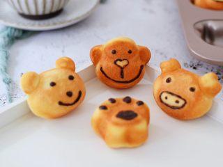 童趣小面包,成品图