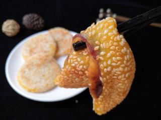 南瓜饼,超级的软糯。