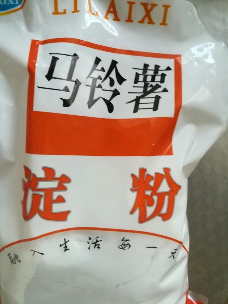 小馒头,马铃薯淀粉