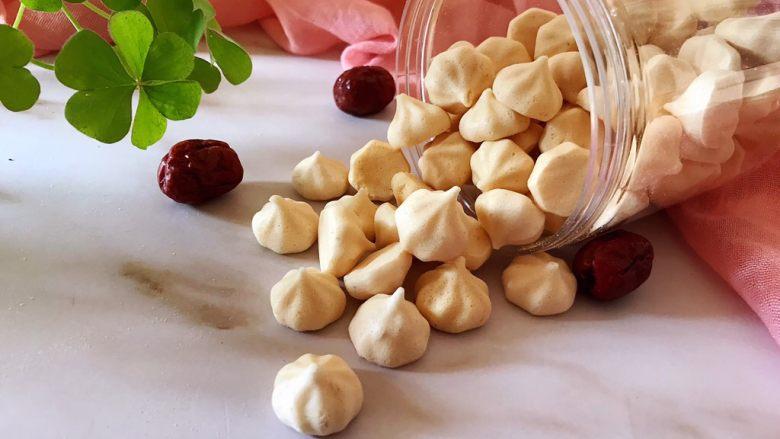 无糖红枣溶豆