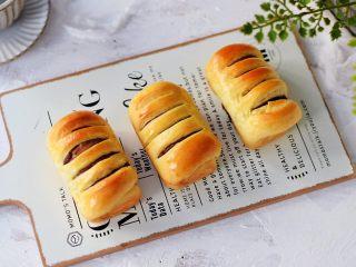 面包豆沙卷,图二