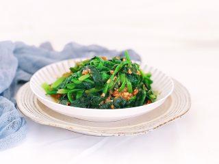 大力水手的最爱-炝拌菠菜