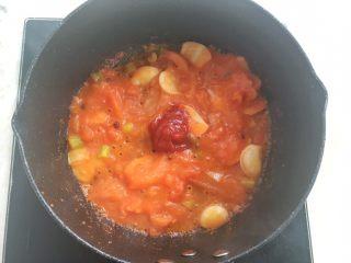 酸汤肥牛,加番茄酱