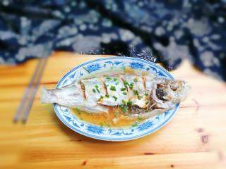 年年有鱼  清蒸鰳鱼
