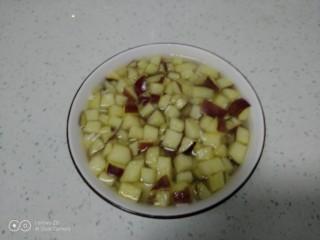米酒苹果汤