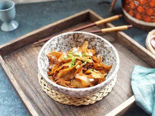 日式干贝酱汁杏鲍菇