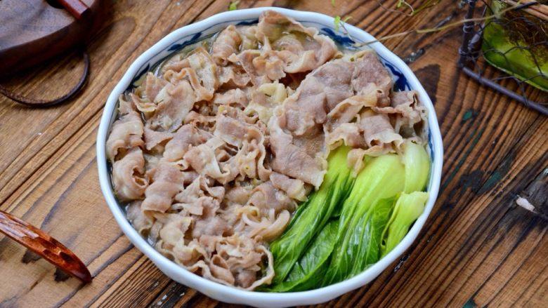酸汤肥牛米线,美味开吃。