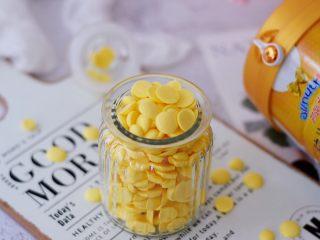 蛋黄溶豆,图二